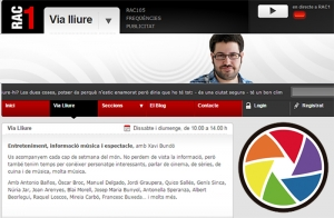 El Poll TV a Rac1