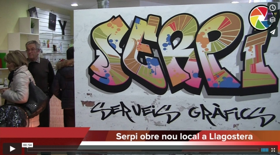 Serpi inaugura nou local a Llagostera